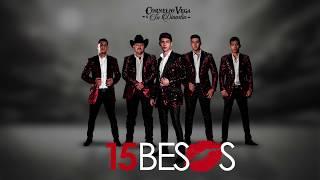 """Cornelio Vega y Su Dinastia """"15 Besos"""" (Letra)"""