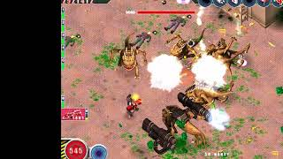 Game Alien Shooter 1 Campaign 3 solo vs boss #14