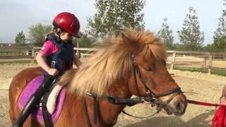 Képességfejlesztés lovaglás gyerekeknek