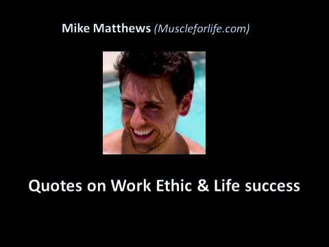 Some Motivation Quotes From Mike Matthews Muscleforlife On
