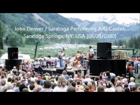 John Denver / Saratoga Performing Arts Center [06/21/1980] (Live)