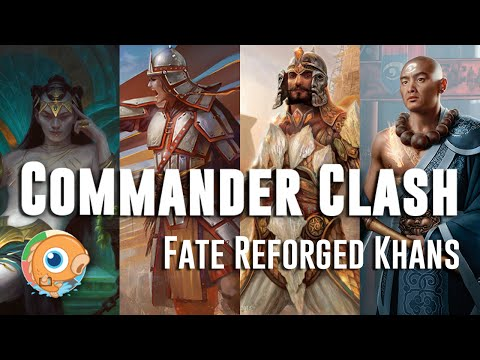 Commander Clash 23: Fate Reforged Khans