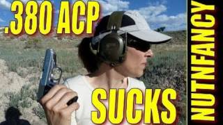"""The .380 ACP Sucks"" by Nutnfancy"