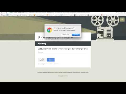 digital enkät gratis google