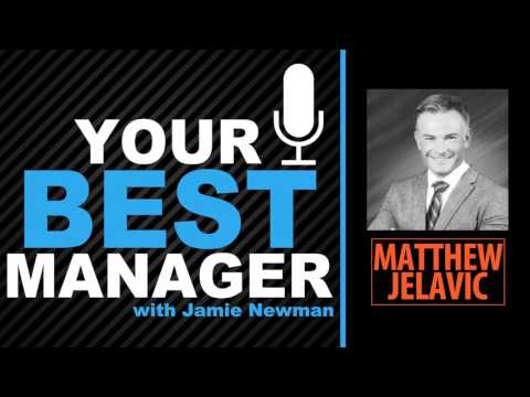 092 - Manager vs. Leader - Is it Really That Big of a Deal? with Matthew Jelavic