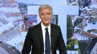 Le Grand JT des Territoires de Cyril Viguier sur TV5 Monde