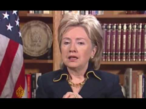 Interview: Clinton presses Israel on settlements - 20 May 09