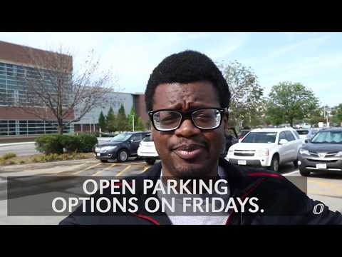 Open Parking Options on Fridays
