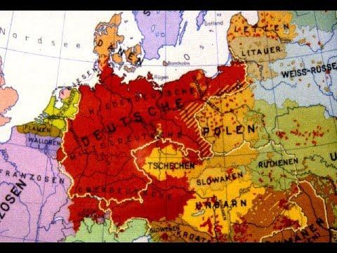 Welche Gebiete Gehören Zur Deutschen Nation Youtube