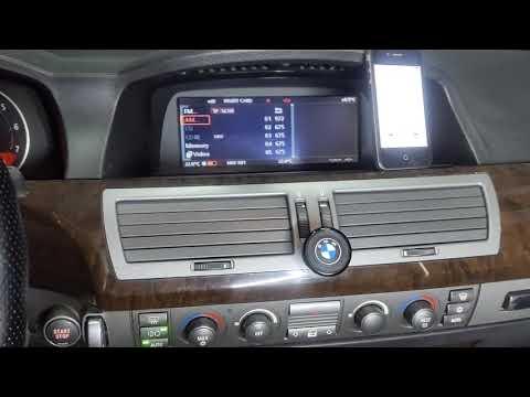 Bluetooth Audio / AUX BMW E65