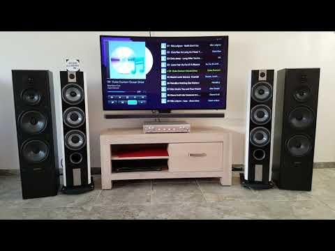 Focal Chorus 826 W Special Edition  sound test 3