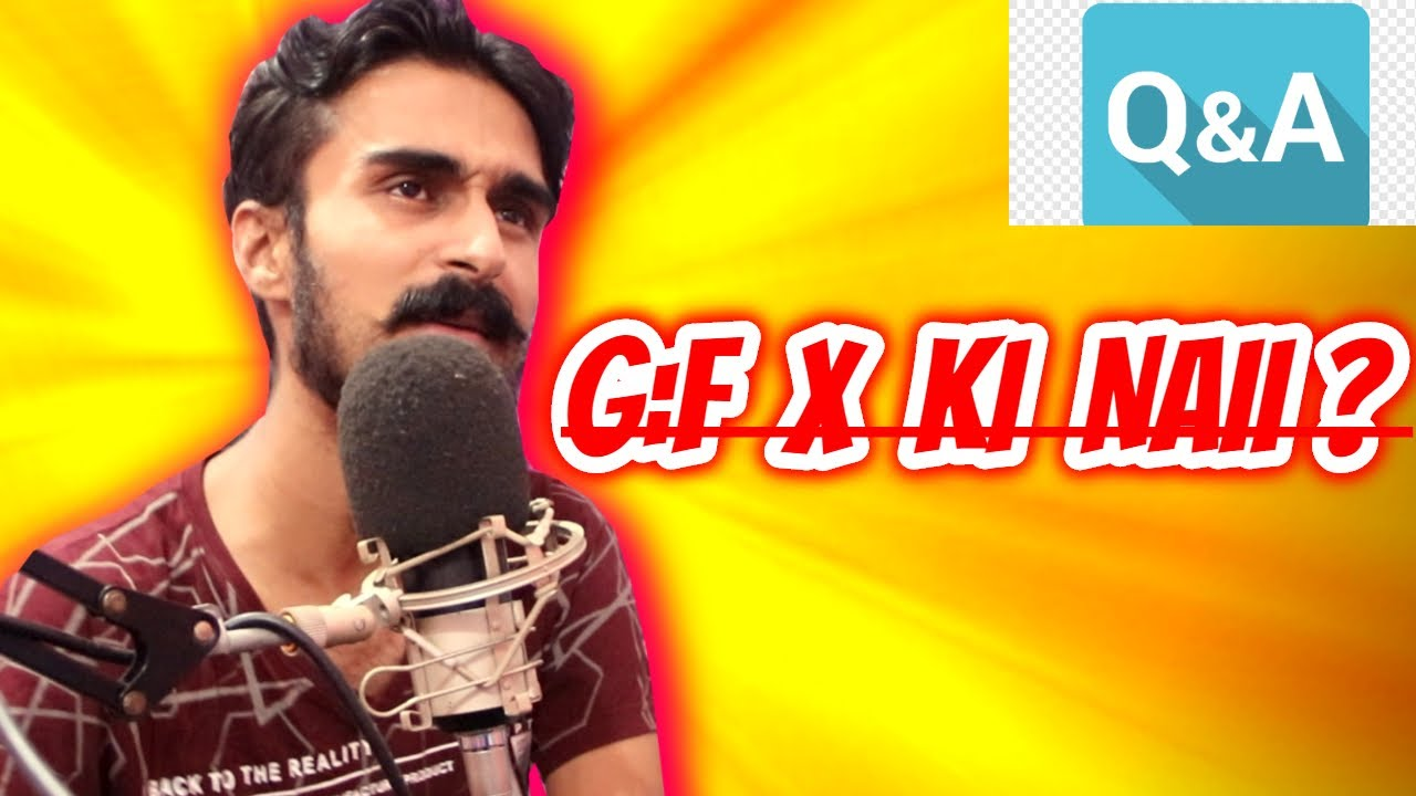 GIRLFRIEND X KI NAI ? QNA VIDEO