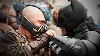 Il Cavaliere Oscuro - Il Ritorno (2012) - Batman Vs Bane
