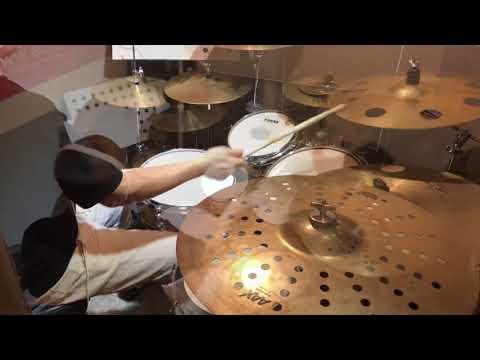 莫文蔚 Karen Mok - 慢慢喜歡你drum Cover