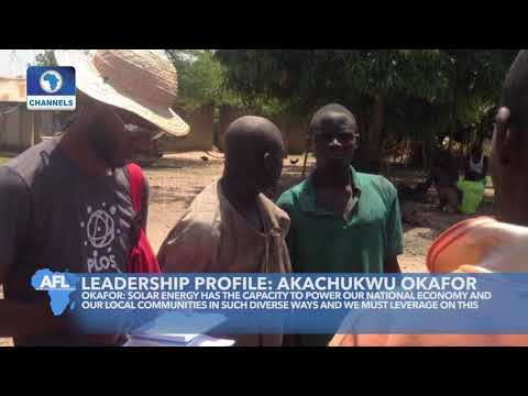 Nigerian Renewable Energy Specialist Empowers Youths With Practical Skills Pt.2