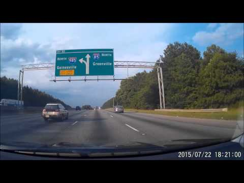 Idiots Race Through Traffic, The Expected Happens