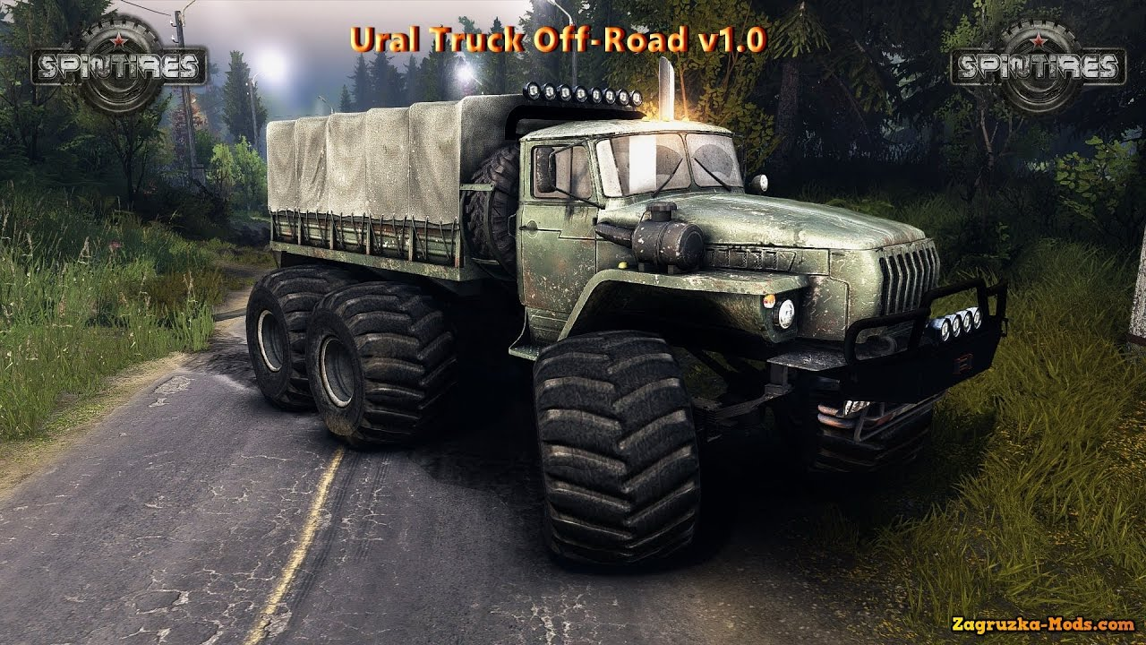 spintires full game free download 2014