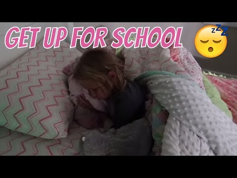 SCHOOL MORNING ROUTINE WITH 4 KIDS | MOM LIFE | THE LEROYS
