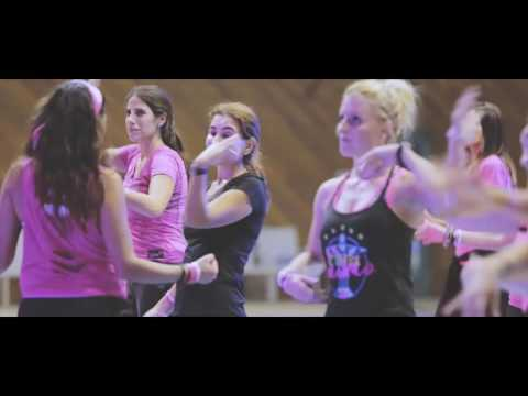 The Sheraton Doha 2016 Party In Pink Zumbathon