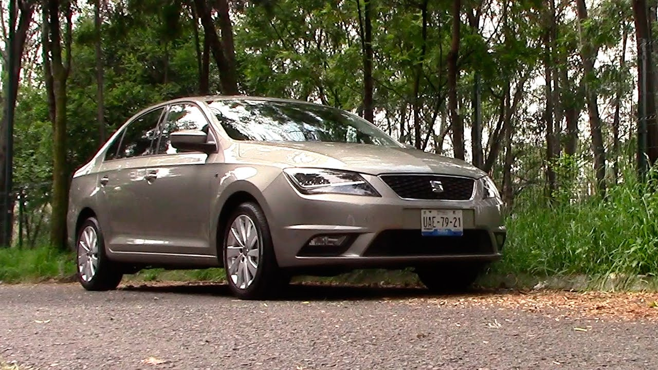 seat toledo 2015 a prueba autocosmos youtube. Black Bedroom Furniture Sets. Home Design Ideas