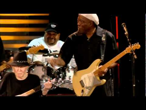 """Sweet Home Chicago"" (Buddy Guy, Eric Clapton, Johnny Winter, Robert Cray, Hubert Sumlin...)"