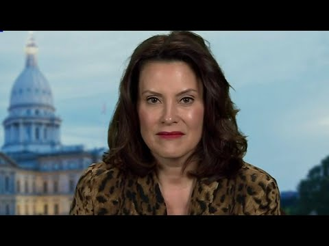 Gov. Whitmer Speaks To Local 4 About Coronavirus In Michigan