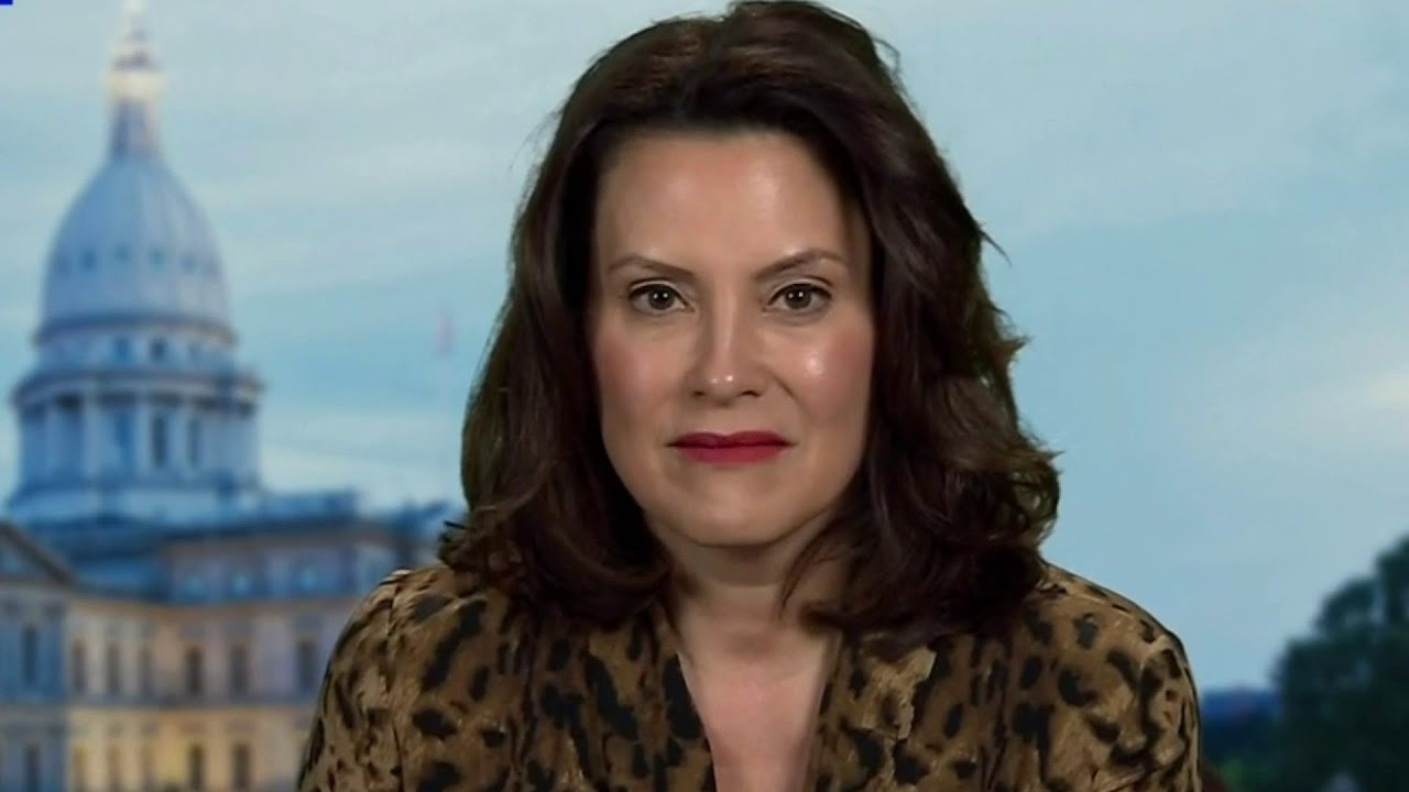 Gov. Gretchen Whitmer Says Medical Vendors Told Not To 'Send ...