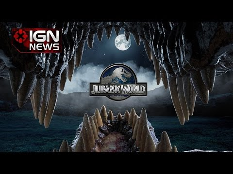 Two New Jurassic World Posters Land - IGN News