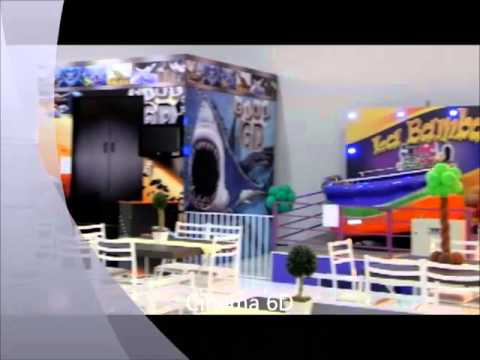 7fe51f6c870 Buffet Gato de Botas   Tem Festas Park - YouTube