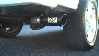 aFe 04-08 Ford F-150 Black Tip Exhaust