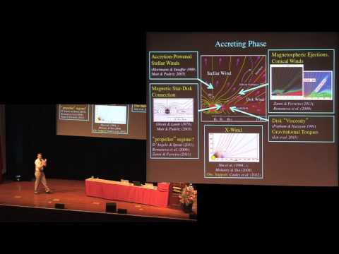 20. Sean Matt - Angular momentum evolution of young low-mass stars and brown dwarfs
