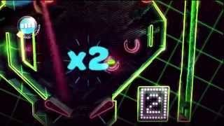 LittleBigPlanet: Pinball: Neon Magic by Chimpanzee (HD)