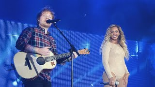 Download Lagu Beyonce and Ed Sheeran Drop Gorgeous 'Perfect Duet' -- Listen! Mp3