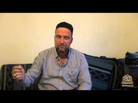 Bidayatul Hidaya 7.1   Adab Beim Schlafengehen   Ustadh Mahmud Kellner