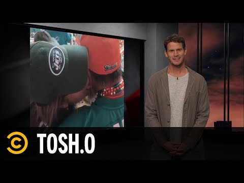 Football Lock of the Week, Tosh.0 Style - Tosh.0