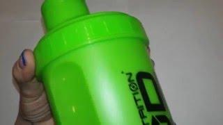 Шейкер Shaker Wod Crusher (Green) 700ml(, 2016-01-03T09:13:10.000Z)