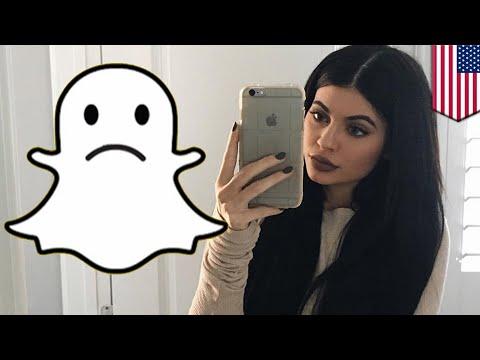 Snapchat stock crash: Kylie Jenner tweet wiped $1.3 billion from Snap's market value - TomoNews