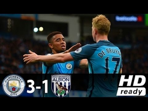Download Manchester City vs West Brom 3-1 All Goals & Highlights- 16/05/2017 HD# ENGLISH PREMIER LEAGUE