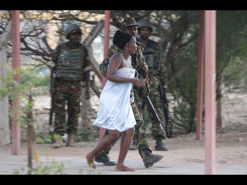 147 killed in Kenya school attack