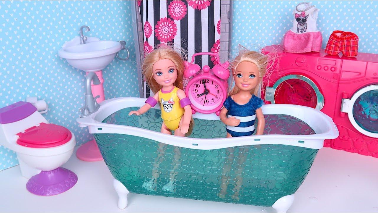 Новая Подруга Бросила в Беде Мультики с Куклами Барби Про Школу Сериал IkuklaTV