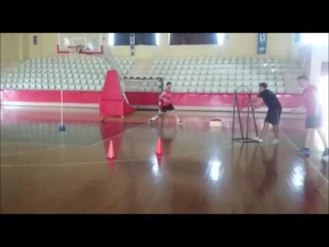 Ege Besyo Basketbol Parkuru İzmir Ege Spor Akademisi Basketbol Parkuru