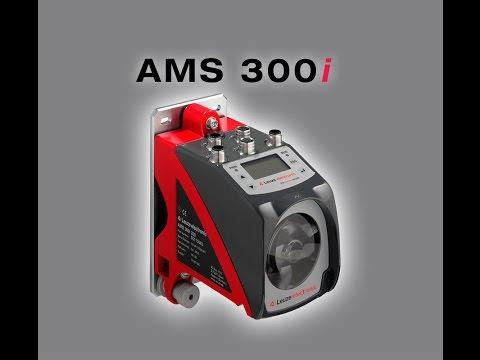 AMS300i Laser Distance Measurement