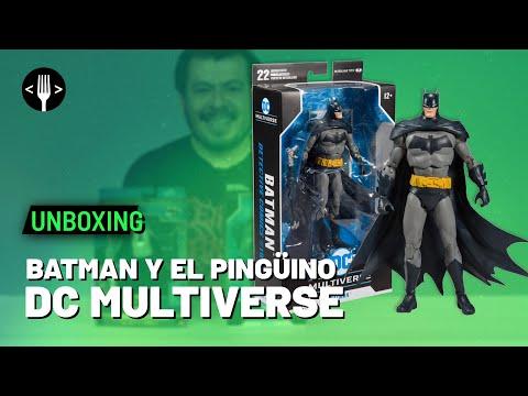 Batman: Juguetes de Colección | Unboxing