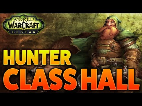 the-scent-of-magic-|-class-order-hall-guide-#warcraft-#gaming-#hunter-#魔兽