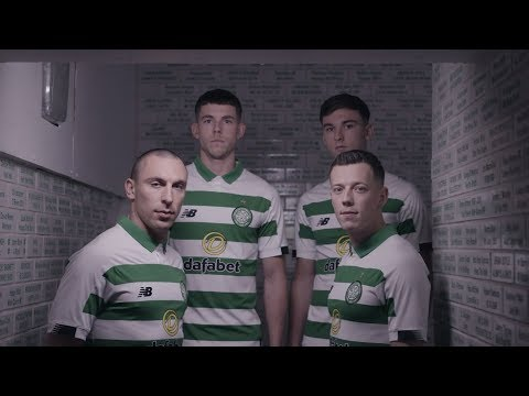 2019/20 Celtic FC New Balance Home Kit