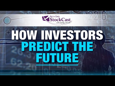 How to Predict the Future Superheroes have a superpower - [Rich Dad StockCast]