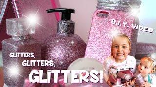 D.I.Y. Glitter Al Je Accessoires! [winactie=gesloten] ♥DeZoeteZusjes♥