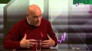 Студия Здоровье на ОТР.  Владимир Познер о проблеме ВИЧ/СПИД в России (01.12.2013)