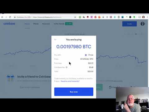 How To Buy Bitcoin On Coinbase (New Trade Button)