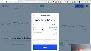 How To Buy Bitcoin On Coinbase (New Trade Button)
